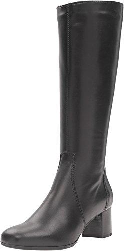 La Canadienne Jennifer Black Leather 10 M (B)