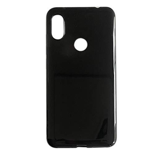 Capa Transparente ou Fumê para Xiaomi Redmi S2 (Tela de 5,99 polegadas), Flexível, Durável e Qualidade Ótima (Fumê)