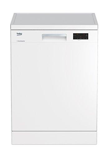 Beko DFN6632W2 Geschirrspüler Freistehend / A+ / Weiß / Clean&Shine Programm / Halbe Beladung Funktion