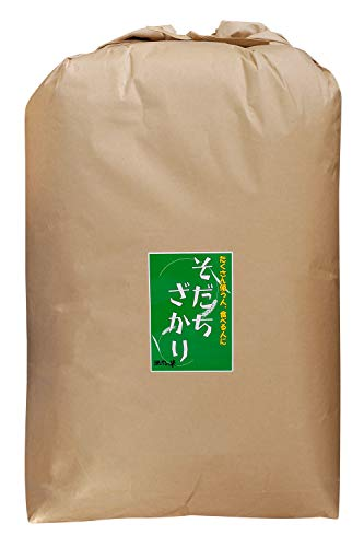 【白米】滋賀県産 京都府産「そだちざかり」 令和元年産 27kg 未検