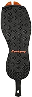 Korkers OmniTrax V3.0 Kling-On Sticky Rubber Fishing Shoe Sole, 11