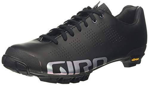 Giro Empire Vr90 MTB, Zapatos de Bicicleta de montaña para Mujer, Multicolor (Black/Marble Galaxy 000), 39.5 EU