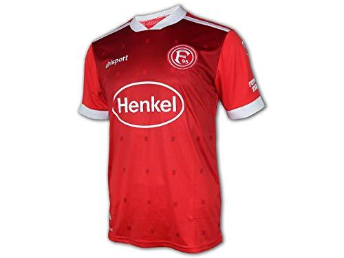 uhlsport Fortuna Düsseldorf Trikot Home 2020/2021 Herren rot/weiß, M