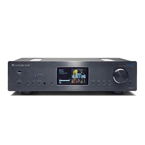Azur 851N de Cambridge Audio: Reproductor en Red con muestreo y convertidor de Digital a analógico (DAC) Incorporado