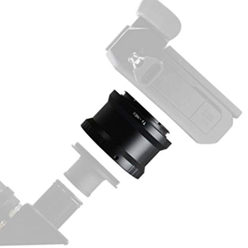 Astromania T/T2 Lens Mount Adapter Ring for Sony-NEX Camera - Without 1.25' T Adapter