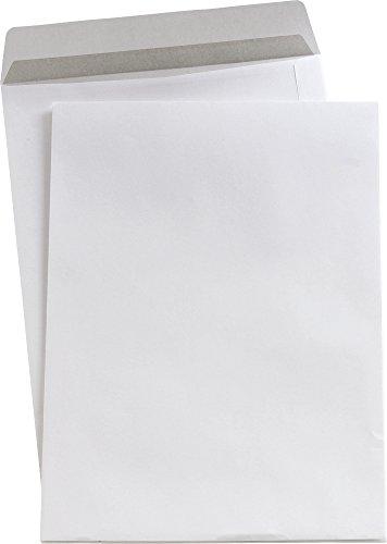 Preisvergleich Produktbild 5 Star(TM) Versandtaschen C4 sk weiß ohne Fenster 90 g / qm Inh.250