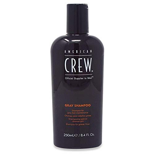 American Crew Classic Gray Shampoo Per Capelli Brizzolati 250ml