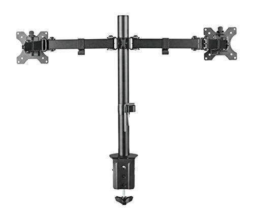 Lavolta – Monitorhalter für 2 Monitore (360 Grad Drehung und Schwenkung) (13″ bis 27″) - 4
