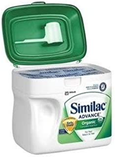 Similac® Advance Organic with Iron 657g Powder, Unflavored - 6 CT.