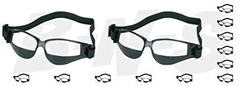 Find Bargain 13 Pack Heads Up Basketball Dribble Dribbling Specs Goggles Glasses Training AID