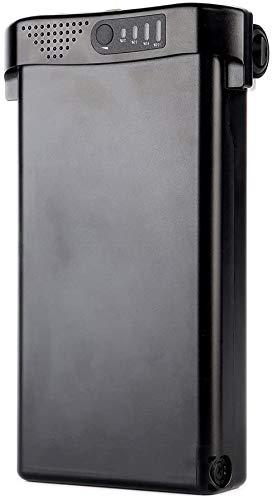 Everpro - Batteria agli ioni di litio per bicicletta elettrica, 24 V, 10,4 Ah, ricambio originale per Ansmann , MIFA, Prophete