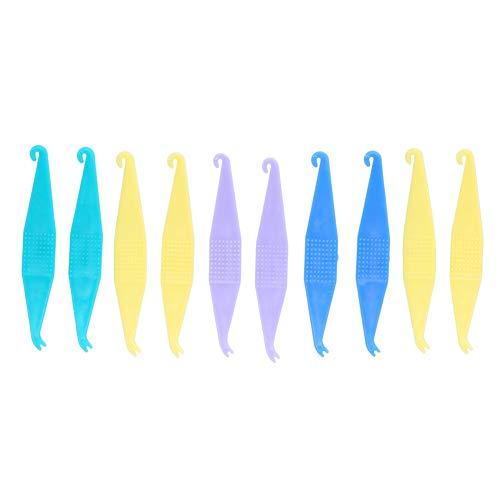 Removedores de colocadores de ortodoncia
