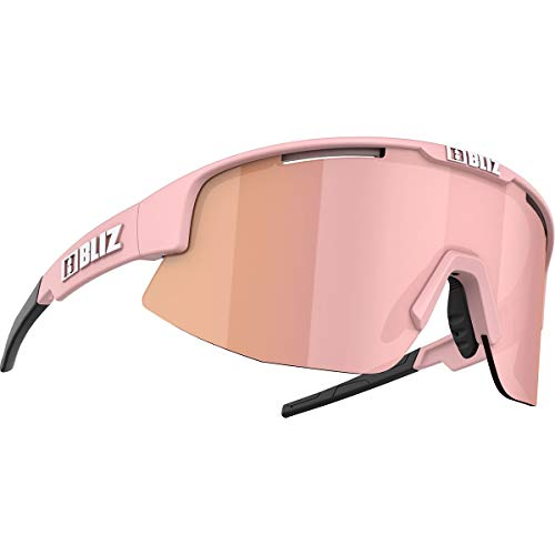 Bliz Matrix Sportbrille, matt Powder pink-Brown Rose mu