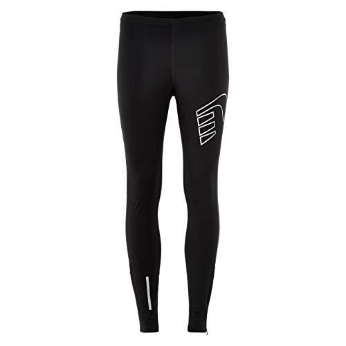 NewLine Core Warm Protect Pantalon de Course pour Femme M Noir