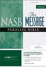 Message Parallel Bible-PR-MS/NASB[ MESSAGE PARALLEL BIBLE-PR-MS/NASB ] By Zondervan Publishing ( Author )Aug-31-2004 Hardcover