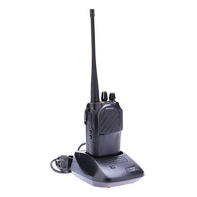 66-246/300-520MHz VHF / UHF 128CH Wireless Two Way Radio portatile Walkie Talkie