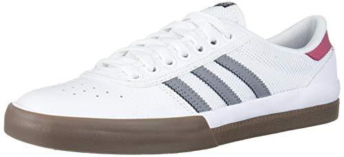 adidas Originals Lucas Premiere Hiking Shoe, FTWR White/Grey Three/Gum, 11 M US