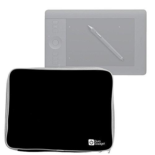 DURAGADGET Funda De Neopreno Negra para Tableta Gráfica Wacom Intuos 3D / Wacom PTH-451-ENES Intuos Pro S - Resistente Al Agua