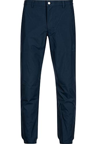 Columbia West End Warm Bas Homme, Bleu Marine, 38/R