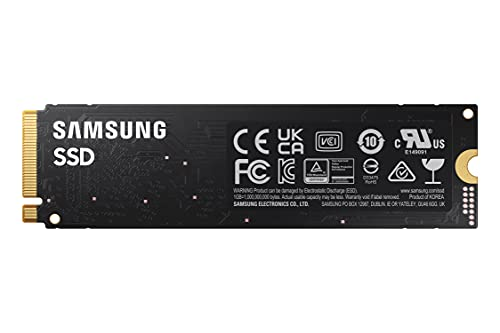 Samsung Memorie MZ-V8V500 980 SSD Interno da 500GB, PCIe NVMe M.2