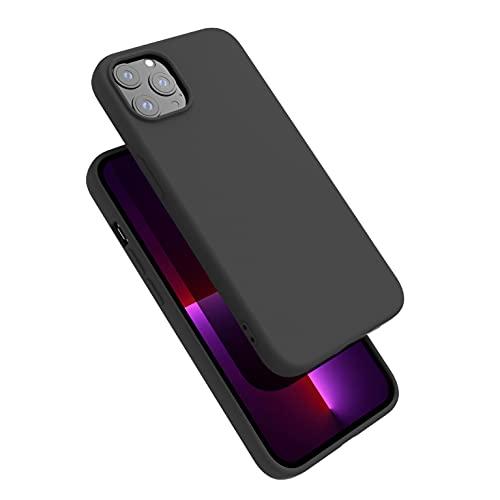 Wustentre Funda Protectora para iPhone 13 Pro, Silicona líquida, Funda Protectora para...