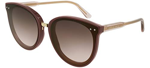 Bottega Veneta BV0194S Brown/Brown Shaded 61/18/145 women Sunglasses