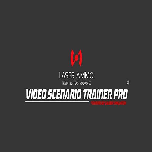 """LASER AMMO TRAINING TECHNOLOGIES Video Scenario Trainer Pro €"""" Software Add-On für die rauchfreie Serie"""