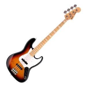 Fender Japón JB75/M 3TS japonés Jazz Bass Sunburst de 3tonos (importación de Japón)