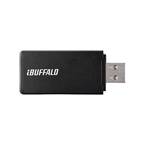 BUFFALOUSB3.0microSD/SDカード専用カードリーダーブラックBSCR27U3BK