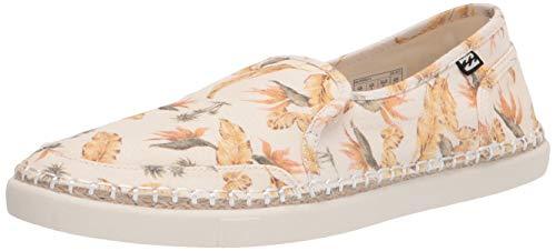 Billabong womens Del Sol Slide Sneaker, Sunlight, 8 US