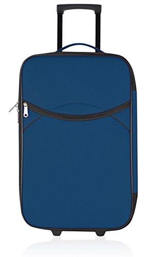 Potiron Trolley semirrígido Nagoya Azul 50 cm