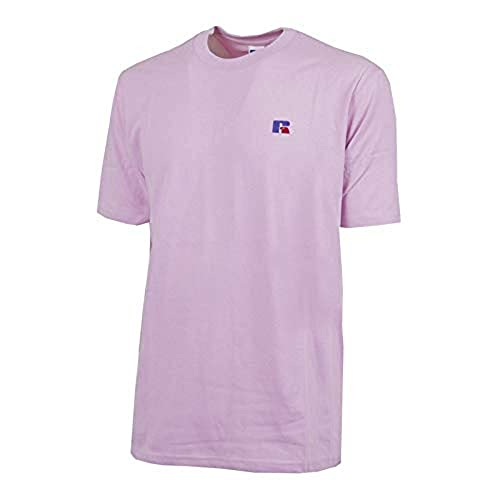 Russell Athletic T-Shirt pour Homme E9.600.1.641.OP M Rose