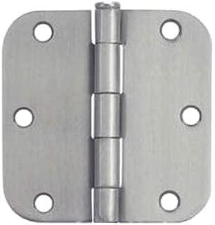 12 Pack - Cosmas Satin Nickel Door Hinge 3.5