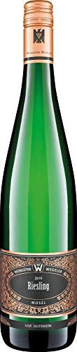 Weingüter Geheimrat J. Wegeler Wegeler Riesling fruchtsüß VDP Gutswein 2019 (1 x 0.75 l)