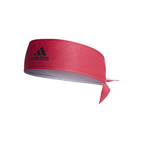 adidas Herren Tennis Tieband Stirnband, Powpnk/Glogry/White, OSFM