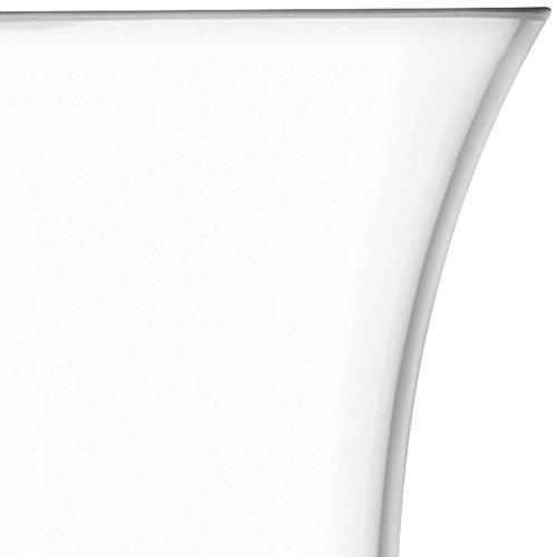 LSA(エルエスエー)フラワーベース(花器)クリア高さ22cmFLOWER(フラワー)G807-22-992