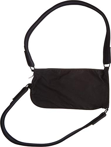 Sammons Preston Shoulder Immobilizer, Comfortable Arm Sling and Shoulder Support Brace with Straps, Surgery and Injury Recovery Sling with Breathable Material, Fits Right or Left Arms, Large