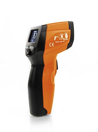 HT de Instruments Termómetro Digital Infrarrojo con puntero láser, 1pieza, ht3300