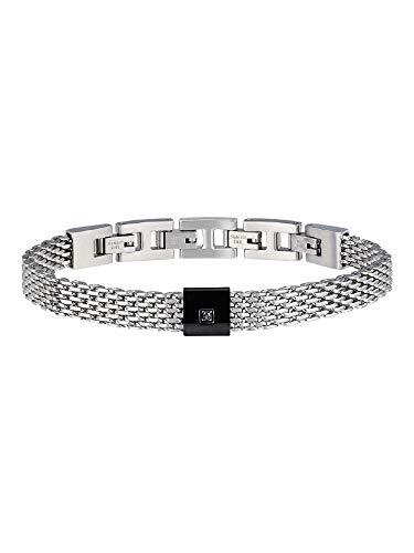 bracciale uomo breil Gioiello BREIL collezione BLACK DIAMOND