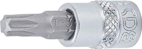 BGS 2595 | Bit-Einsatz | Länge 38 mm | 6,3 mm (1/4