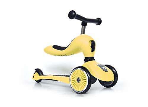 Scoot & Ride Highwaykick 1 Lemon, os