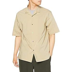 """[ザノースフェイス] シャツ ショートスリーブマラパイヒルシャツ メンズ NR22060 ツイルベージュ M"""""""