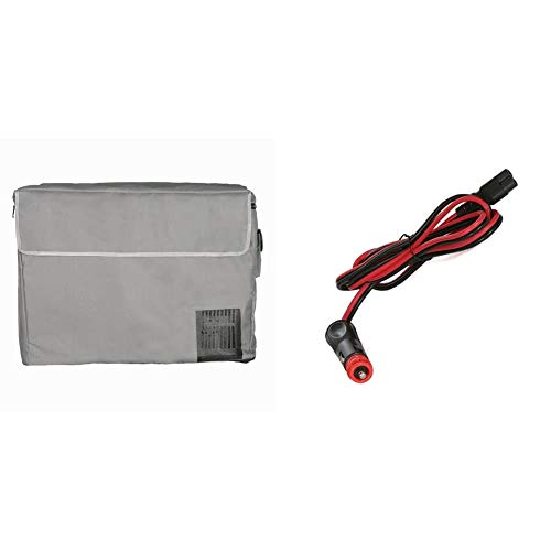 Whynter Portable Fridge and Freezer Transit Bag & 10-Foot DC Power Supply Cord for Portable Refrigerator Models FM-45G, FM-65G and FM-85G