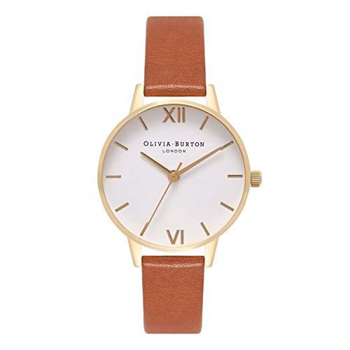 Olivia Burton Reloj de Pulsera OB16MDW09