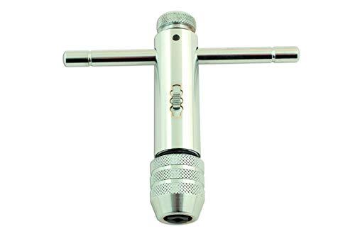 Laser 6001 Robinet à cliquet Clé à molette, 6/12 mm