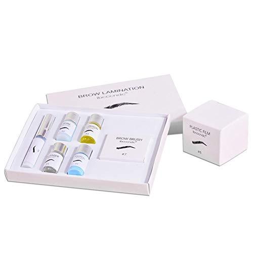 Eyebrow Lifting Kit-Eyebrow Perming Kit Perming Brow Lift Set Eyebrow Lamination Kit 3D Eyebrow Lifting Eyebrow Enhancer Brows Styling Beauty Salon Home Use Makeup