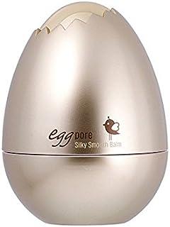 トニーモリーエッグポア絹のような滑らかなクリーム20グラム x4 - Tony Moly Egg Pore Silky Smooth Balm 20G (Pack of 4) [並行輸入品]
