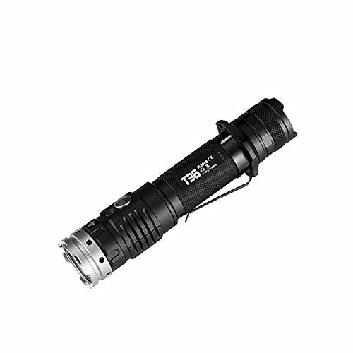 ACEBEAM T36 Tactical/EDC Flashlight Cree XHP35 HI LED USB-C Rechargeable Flashlight High with 2000 Lumens