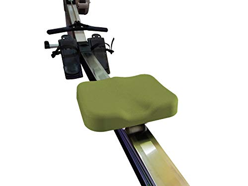 Silicone Seat Cover for The Model D and Model E Rowing Machine (Green)
