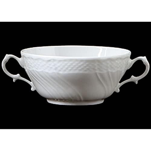 Juego de 2 tazas Brodo 2 Man S/P CC340 modelo antiguo ginori porcelana